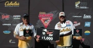 MWC 2nd place and RC