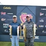 Cass winners with fish