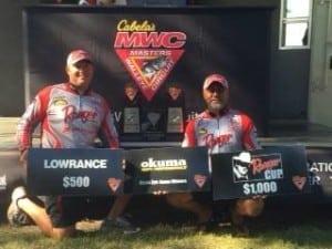 DVL winners checks