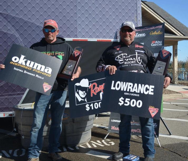 2016 Detroit River winners Mitch Dougherty & Dan Stier