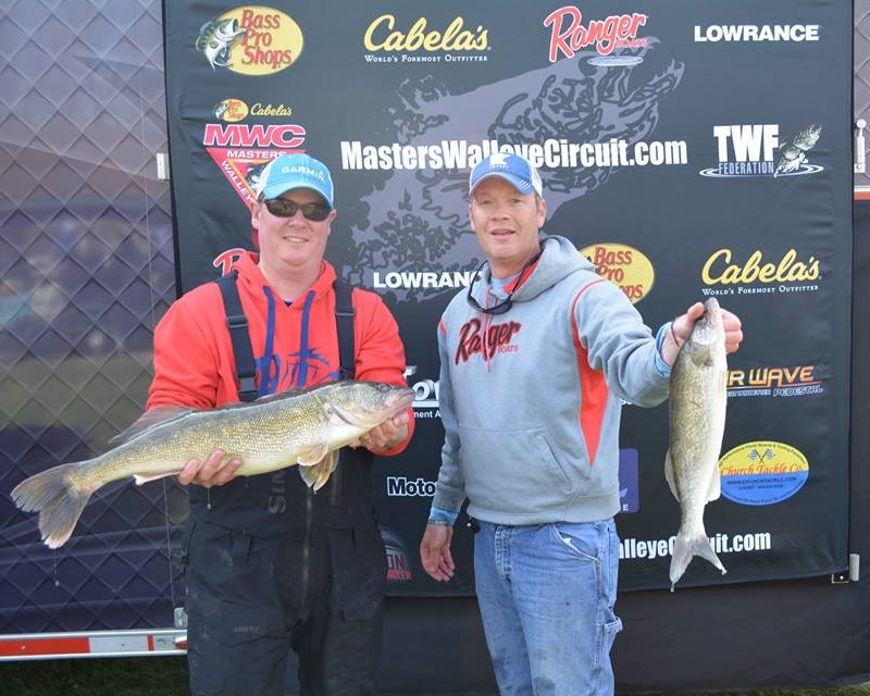 A Six-fish Weekend, Enough for Gilkey and Flemming at Big Stone Lake