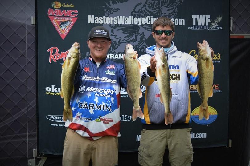 Masters Walleye Circuit – Great Walleye Tournament Fishing